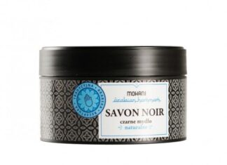 Mydło Mohani Savon Noir